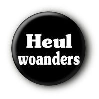 Heul woanders Button Ansteckbutton