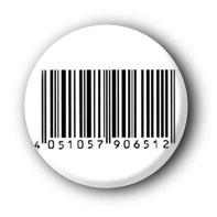 2,5cm Pi Button Ansteckbutton #2